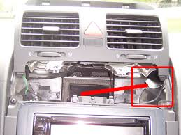 installing an aftermarket head unit in your mkv everything you if you have the little pocket on top of your radio you can mount the antenna in there or tuck it away in the dash like this person did