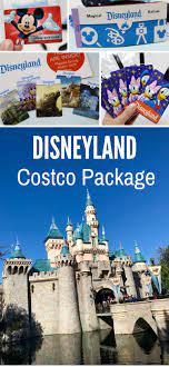 Costco Disneyland Tickets Package ...