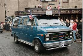 GMC Vandura Questions - I live in the uk,I have got a 1990 chevy ...