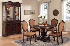 F Pc Traditional Dining Room Set  Genesis Furniture - Traditional dining room set
