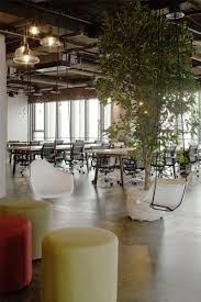 innovative ppb office design. leo headquarters in shanghai potted plant decor innovative ppb office design