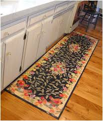 Rubber Backed Kitchen Rugs Kitchen Rug With Artistic Patterns Rug Throw Rugs For Kitchen