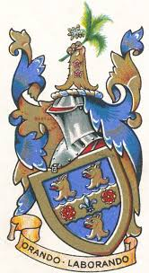 coat of arms crest of rugby school