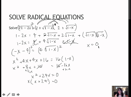 solving equations with rational exponents see fine 23 solve radical and 1 6