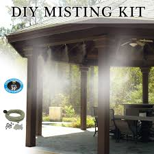 Patio Misting Systems U2013 Coredesign InteriorsBackyard Misting Systems