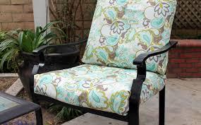 Patio & Pergola Patio Cushion Covers Patio Loveseat Cushions
