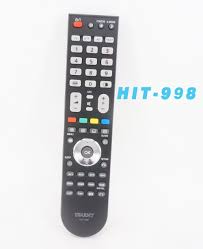 hitachi tv remote. aliexpress.com : buy new universal remote for hitachi hit 998 tv av control from reliable suppliers on mei de electronic co., tv 9