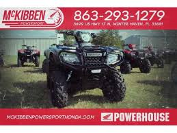 2018 honda foreman. plain foreman 2018 honda fourtrax foreman rubicon 4x4 automatic dct in winter haven fl on honda foreman