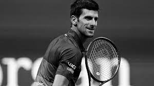 Novak Djokovic is in another universe ...