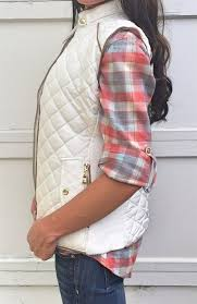 Best 25+ Quilted vest ideas on Pinterest | Outfits with vests ... & Quilted Vest l S-3XL Adamdwight.com