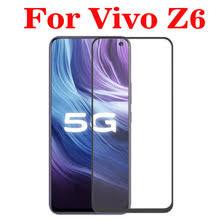 10 шт./лот 3D <b>полное закаленное стекло для</b> Vivo Z6 полное ...
