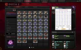 dota 2 inventory sorting software youtube