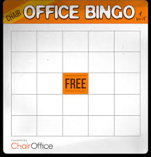 Office Bingo Lets Play Office Bingo