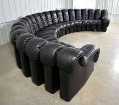 A De Sede DS600 Non-Stop modular sofa for Stendig. Designed by Ueli Berger