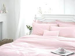 blush pink duvet cover canada