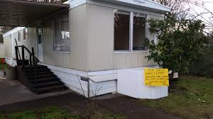 Small One Bedroom Mobile Homes Case Study Vmt 52 Small 2 Bedroom 1 Bath 624 Sq Ft Trailer