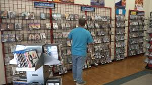 Video By The Lake Fluvanna Video Store Keeps Dvd Rental Experience Alive