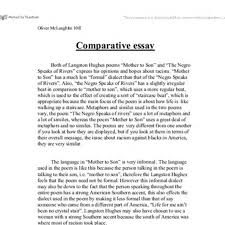 how to start a comparison essay on poems at pl how to start a comparison essay on poems pic
