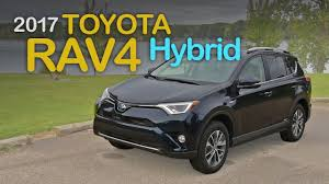 2017 Toyota RAV4 Hybrid Review: Curbed with Craig Cole - YouTube