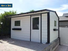 home office shed. Steeltech Home Office \u2013 Your Shortest Commute Ever! Shed O