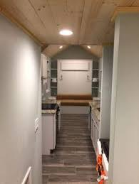 Small Picture This is the 208 sq ft tiny house on wheels called The Stable