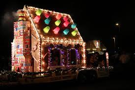 Aps Electric Light Parade Tree Lighting Electric Light Parade City Of Casa Grande