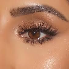 summer golden glow eye makeup