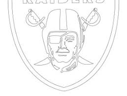 oakland raiders logo coloring page free printable coloring pages 290x220 stencils on pinterest stencil scroll saw patterns and stencil free on printable scroll