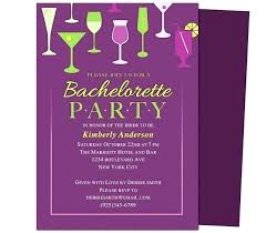 Invitation Cards Template Free Download Bachelorette Itinerary Template Free Download Party Invitation Cards