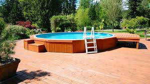 Then it's time to bring out your level. How To Build A Diy Above Ground Swimming Pool