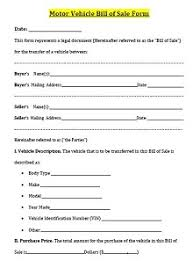 Each party should sign and keep a copy of this document as proof of sale. 40 Free Car Purchase Agreement Templates Excelshe