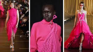 <b>Hot</b> Pink Had a Major Moment During <b>Fashion</b> Month <b>2019</b> | Teen ...