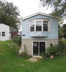 The Whim; A Single Wide Remodeled with Cedar Shake Siding, Part 2. Mobile  Home ...