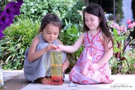Diy Bubbly Lava Lamps Juggling With Kids