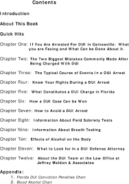 How To Avoid Or Survive A Dui Arrest Pdf