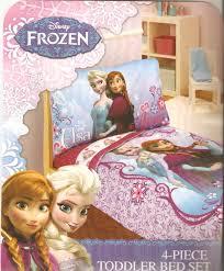 disney frozen 4pc toddler bedding frozen toddler bedding set
