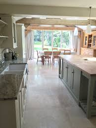 Limestone Flooring In Kitchen Provence Tumbled Limestone White Hall Flooring White Hall