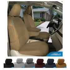 seat covers polycotton drill for honda
