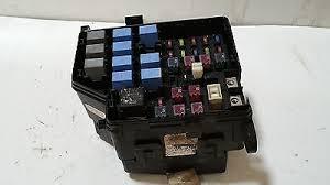 fuse block fuse box 2003 03 hyundai santa fe 2 7l <em>fuse< em> <