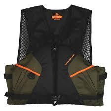 Stearns 2000013802 Comfort Series Xx Large Black Green Life Vest