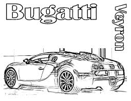 Small Picture Free Printable Bugatti Coloring Pages For Kids