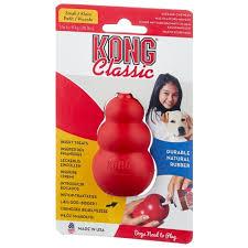 Характеристики модели <b>Игрушка</b> для собак <b>KONG Classic</b> S (T3E ...