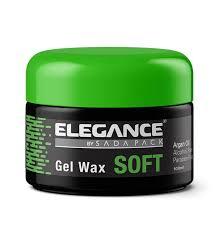 <b>Гель</b>-<b>воск</b> слабой фиксации ELEGANCE <b>GEL WAX</b> SOFT WITH ...