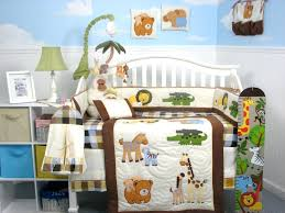 jungle baby bedding sets beautiful baby boy crib bedding sets design style of baby boy beautiful