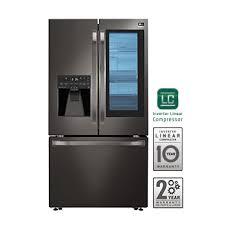 lg door in door refrigerator. lg studio - 24 cu. ft. instaview™ door-in-door® lg door in refrigerator b