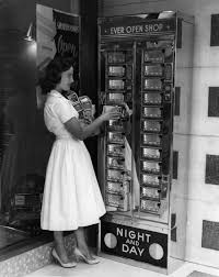 How To Open A Vending Machine Business Inspiration 48 Weird Vending Machines Of The '48s Vending Machines Pinterest