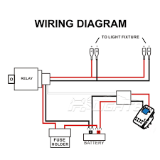 highbeam switch wiring to led light bar data wiring diagram u2022 rh chamaela co diy led light circuit board led light wiring guide