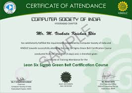 Belt Lean Six Sigma Green Belt Certification Lean Six Sigma