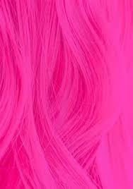 Pink Hair Colour Chart Iroiro 310 Uv Reactive Pink Neon Vegan Cruelty Free Semi