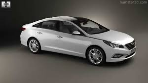 Hyundai Sonata (LF) 2015 by 3D model store Humster3D.com - YouTube